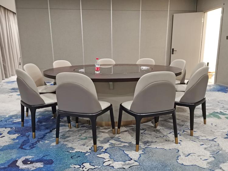 佛山厂家定制各种酒店电动餐桌 会所电动餐桌 电动餐桌价格