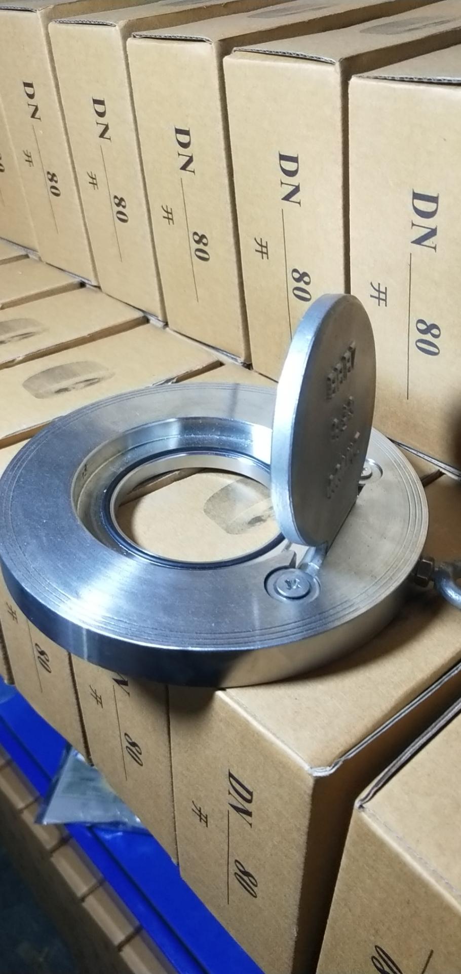不锈钢对夹止回阀生产厂家哪家好-批发零售电话