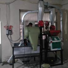小麦面粉成套设备 小麦面粉成套设备对辊式磨面机图片