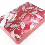 丝带巧克力盒 巧克力包装铁盒  凹凸印刷包装铁盒