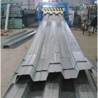 晋中楼承板生产厂家直销钢构楼承板价格-山西盛大怡达彩钢 开口楼承板