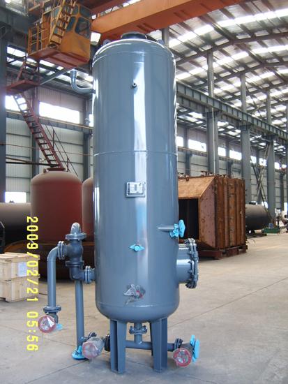 连续排污扩容器(连续排污膨胀器LP--1.5