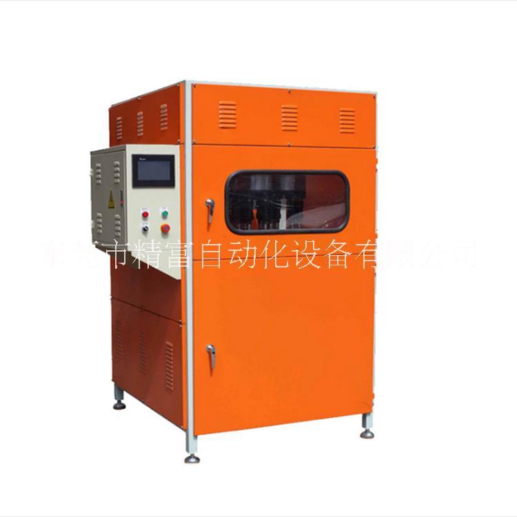 东莞精富供应 自动化立式抛光机,拖曳式研磨机