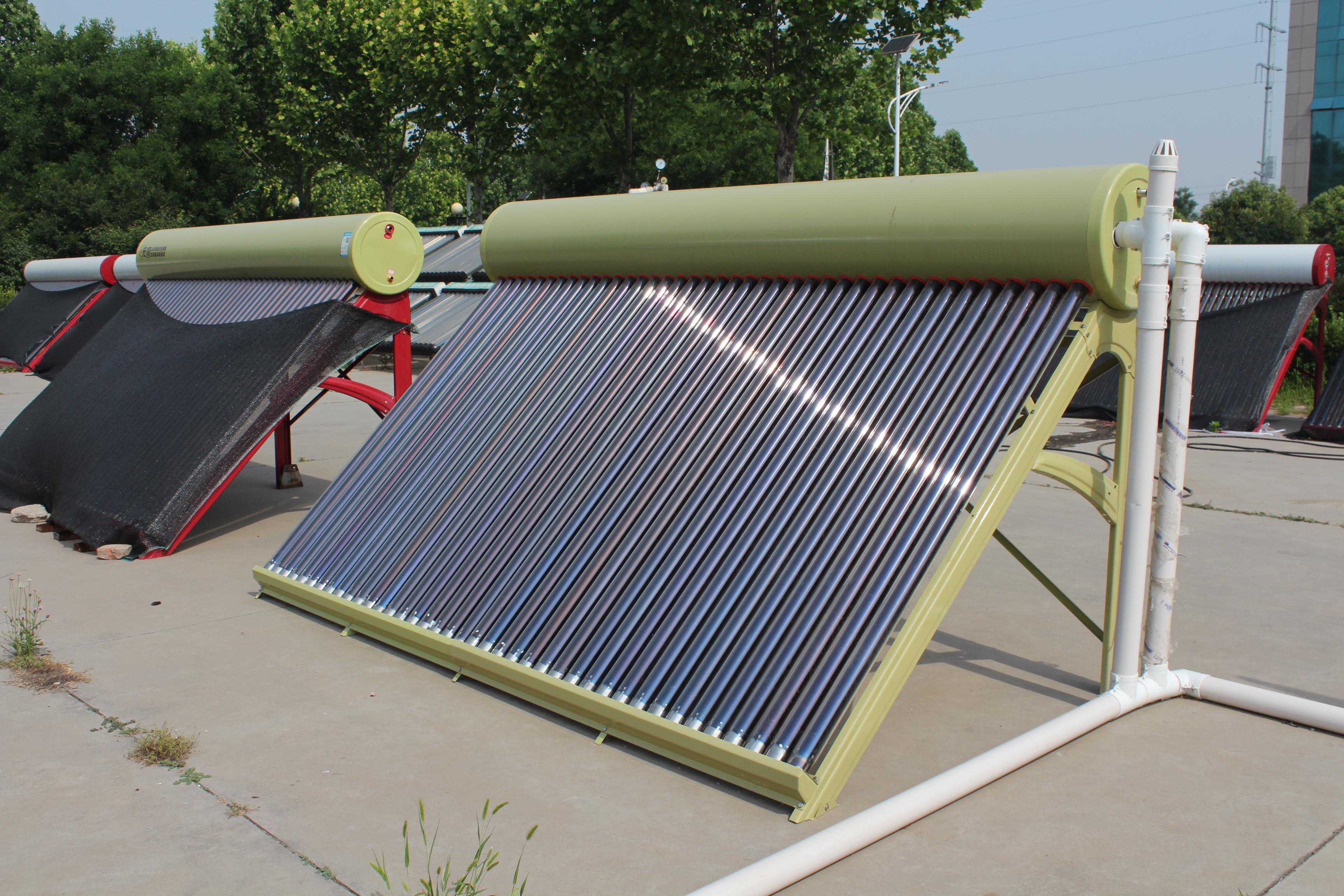 商用太阳能采暖系统 商用大型太阳能集热系统 学校太阳能供热系统 酒店太阳能供热系统
