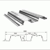 厂家推荐YXB76-34-688型开口楼承板-山西盛大怡达彩钢 YXB76-34-688型楼承板