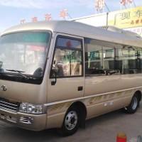 牡丹19座客车   牡丹19座MD6601KH51型通勤客车(罗莎)
