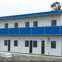 白洋淀简装彩钢活动房 提供优质围挡低价批发图片