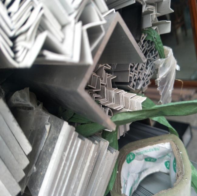 上海6061厚壁角铝价格 200*100*10零割翔奋L型材90*155*10mm发货快