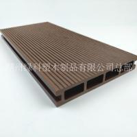塑木地板空心 方孔木塑地板 户外塑木地板