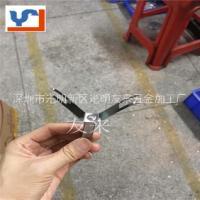 直径70毫米底座迷你线喷涂喷油喷漆涂装UV真空电镀镀膜自动线单卡位方管喷涂夹具ZS-2010 自动线单卡位方管喷涂夹具