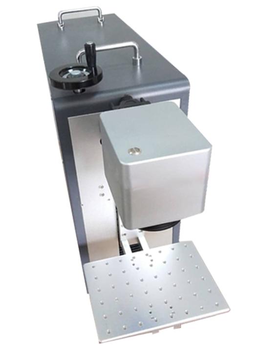 楚优便携楚优便携式光纤激光打标机 支持加工定制 金属铭牌刻字机式光纤激光打标机 支持加