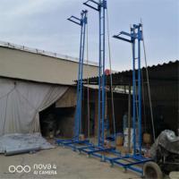工地电动上砖机厂家 高空自动升降上砖机 华帆制造智能升砖机