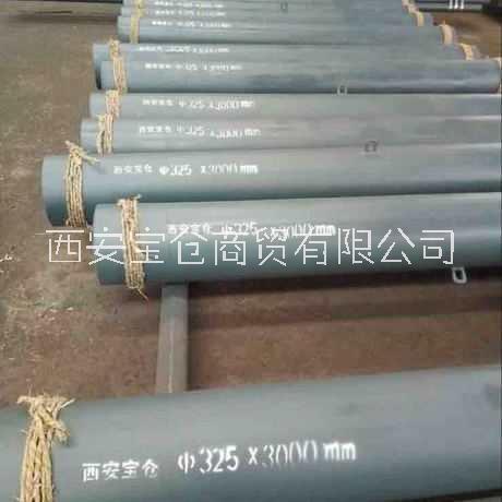 陕西陶瓷耐磨复合管订做 内衬陶瓷耐磨管道现货