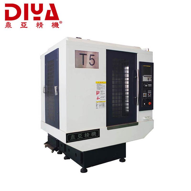 T5高速钻攻中心发那科小黄鸡3C电子产品专用立式CNC加工中心厂家直销报价 参数 型号