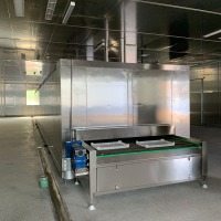 肉制品隧道式速冻机 小海鲜速冻机 面食制品速冻机 全自动隧道式速冻机