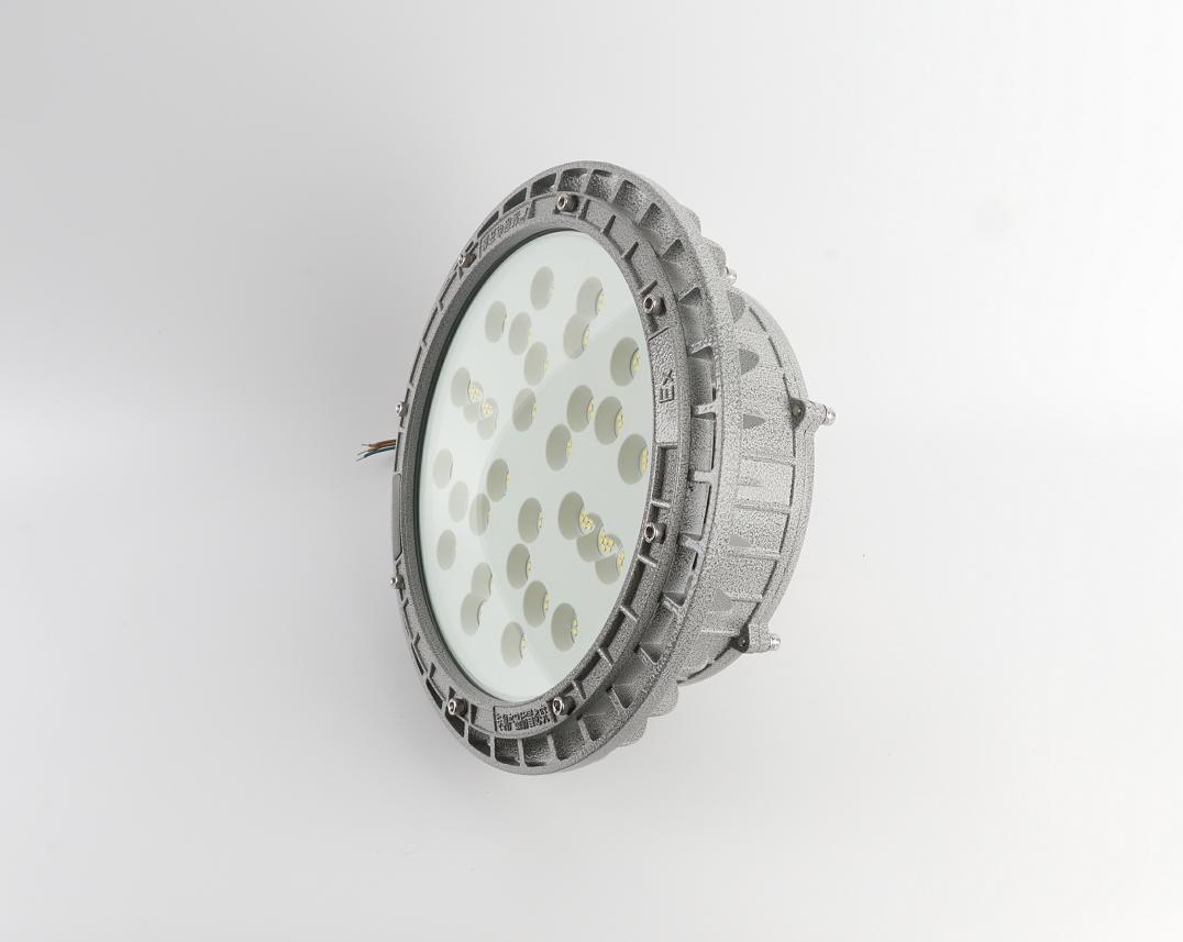 永乐直销LED节能防爆灯 加油站顶棚专用LED防爆灯