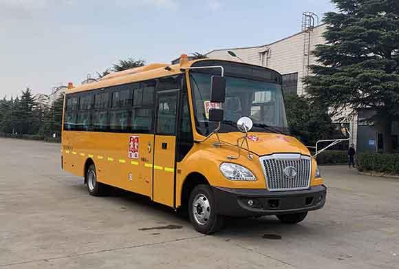 牡丹46座小学生校车   国六牡丹MD6800X6型46座小学生专用校车