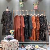 原创设计师女装货源 艾安琪时尚女装库存尾货清仓处理