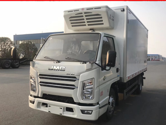 4.2米冷藏车多少钱 冷冻食品猪肉鸡肉冷链城配运输车