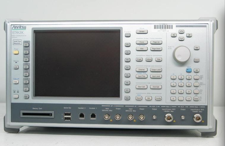 安立 MT8852A蓝牙测试仪MT8852B N4010A 二手蓝牙测试仪 销售 回收