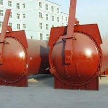 蒸汽蒸养设备_全自动液压开门蒸压釜厂家图片