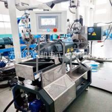 塑料切粒机华辰多适应性智能环保型水下切粒系统图片