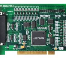 众为兴ADT-8940A1 PCI四轴运动控制卡基于PCI总线、经济型,可用于控制伺服系统和步进电机。图片