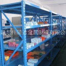 晋江中型货架鞋服货架电商仓库货架厂布料货架图片
