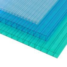 广东耐力板阳光板__PC耐力板阳光板雨棚_松夏建材厂家图片