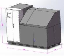 电液伺服疲劳试验系统油侵式电机静批发