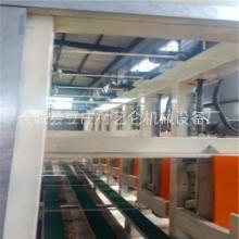 A级匀质保温板设备压制性水泥基模箱匀质板生产线批发