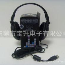 定制USB头戴式蓝牙耳机批发 重低音5.1头戴式线控折叠耳机厂家直销批发