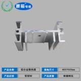 钰峰电子电器电路控制板控制器大功率电子散热器40X19X25电感线圈 电子撒热器