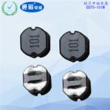 钰峰科技功率开磁贴片电感CD75-101滤波电感磁环环形电感三脚电感