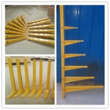 玻璃钢电缆支架玻璃钢支架电缆电力支架电缆沟支架组合式电缆支架复合材料