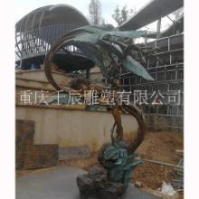 供应铜雕雕塑人物铸铜雕塑 玻璃钢雕塑不锈钢雕塑图片