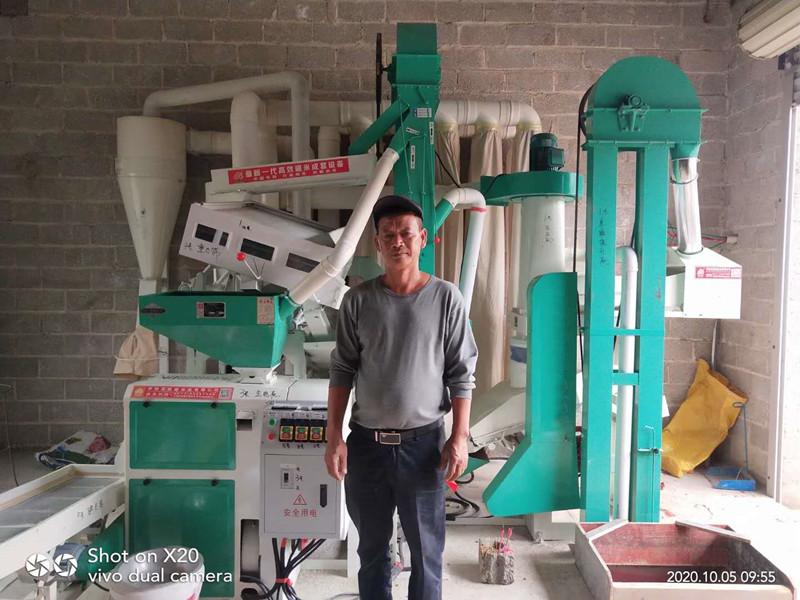 贵州打米机30年工厂直销品质有保销售