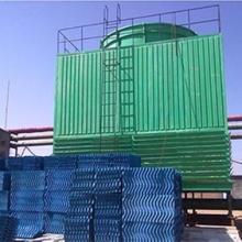 方型冷却塔玻璃钢方形冷却塔 循环干式冷却方形水塔 定制工业玻璃钢冷却塔 玻璃钢方型冷却塔批发