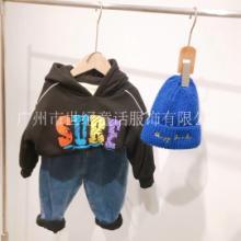 佛山服装批发七波辉淘宝直播货源  童装品牌尾货图片