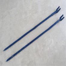 东恒铁路专用撬棍 矿用羊角撬棍合金材料的撬棍图片