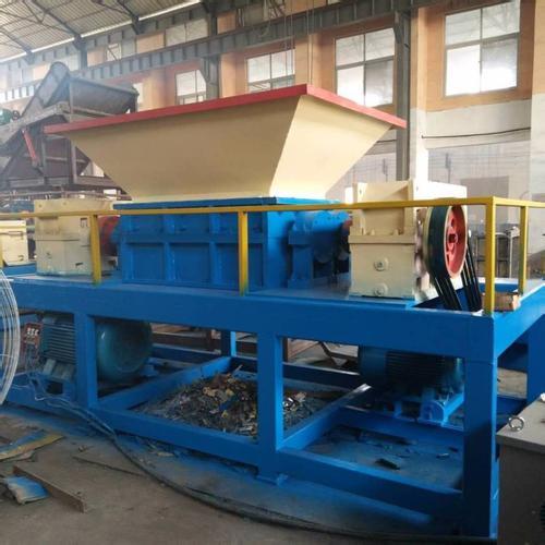 河南郑州二手木材撕碎机800型销售