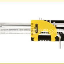 史丹利9件套公制加长平头内六角扳手1.5-10mmL型扳手STMT92619-8-23图片