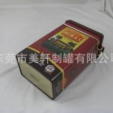 茶叶铁盒厂家定制 金属铁盒 铁罐 异型铁盒