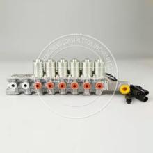 供应小松PC450-8旋转电磁阀207-60-71320 小松原厂配件