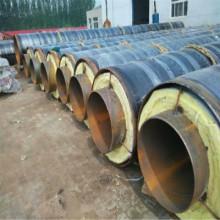 河北高密度聚乙烯外护管 直埋聚氨酯保温管价格 硬质泡沫塑料聚氨酯保温管图片