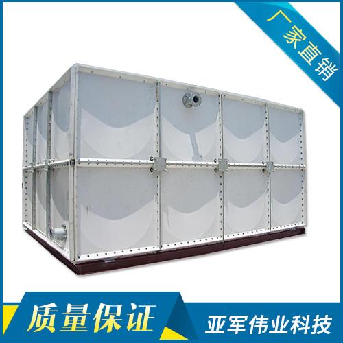 不锈钢肋板水箱 拼装水箱销售