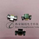 HJ30J-12TJS连接器高速传输微矩形12芯插头插针资料厂家规格
