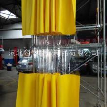 天津车间设备推拉透明隔断防尘软帘可推拉折叠到一侧 设备隔断防尘软帘图片