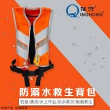 廠家直銷海釣水手渡輪漁業海洋 深海水域應急救援 防溺水救生背包圖片