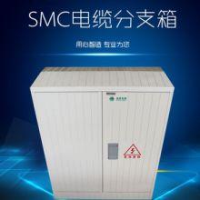 厂家供应户外0.4KV不锈钢低压电缆分接箱 SMC电缆分支箱图片